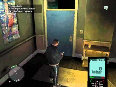 GTA IV (4) Rodando na Placa de Video Intel Hd Graphics (On Board)