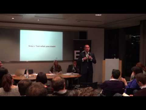 Dr Karl Blanks on Converting more Visits into Leads at EO 24 - Nov 2013