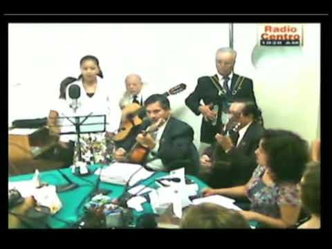 gotita canta, yo me muero donde quiera; programa de radio buenos dias, de martinez serrano