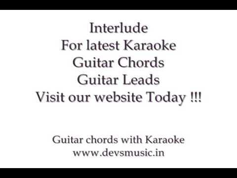 Chahun Main Ya Na Karaoke Lyrics Guitar Chords Ashiqui 2 Www.devsmusic.in Devs Music Academy video