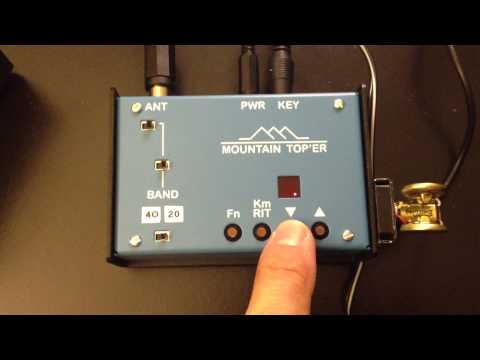 MTR Mountain Top'er QRP Kit 20/40M