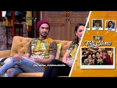 Akting Reza Rahadian Jadi Bos Galak - Ini Talk Show 3 Mei 2016