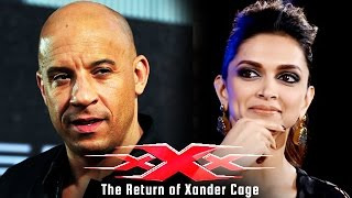 Deepika To Begin Shooting For Vin Diesel's 'XXX' From February