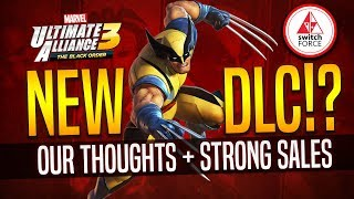 STRONG Switch Sales For Marvel Ultimate Alliance 3... DLC From Marvel Phase 4 Possible!?