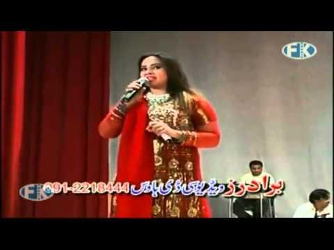 Part 15-welcome Of Nadia Gul-new Pashto Dubai Show 'shah Zalme Da Pukhtun Khwa'.avi video