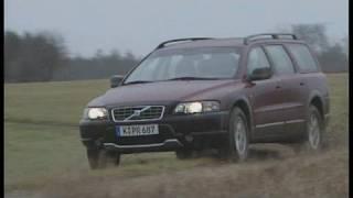 Volvo XC 70 D5 AWD Großer Schwede im Motorvision-Dauertest