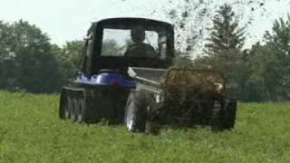 Amphibious ATV for Farming! The Amphibious 6x6 | 8x8 ARGO UTV! [Part 9 of the 2010 CENTAUR DVD]