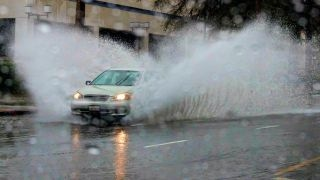 Powerful storm brings record rainfall to Southern California