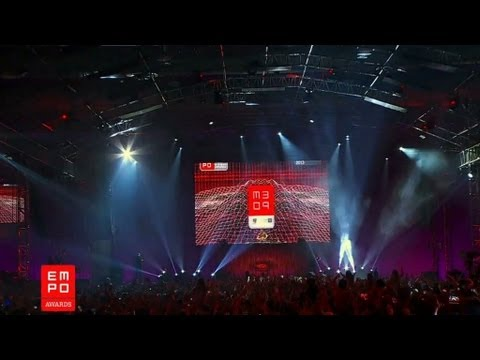 Nicky Romero - Live Set @ Empo Awards 2013