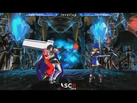 Socal Regionals 2014 - 3 1 14 - Blazblue: Chronophantasma Tournament - Top 16 To Top 8 video