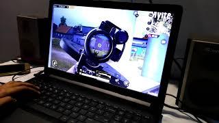 PUBG WORKING SMOOTH ON HP AMD RYZEN 3