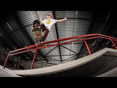 SamCity Skatepark Hoorn First Session (Jelle Maatman, Douwe Macare, Bart Buikman)