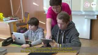 Creative Classrooms Lab - Tablets in schools - Czech Republic