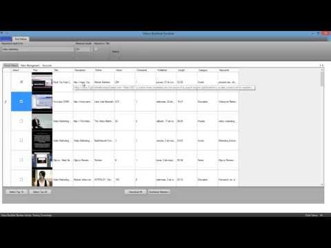 Video Backlink Bomber   Video Backlink Bomber Review
