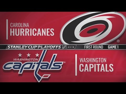 StanleyCup Playoffs |  Carolina At Washington | Вашингтон Vs Каролина | НХЛ Плей-офф