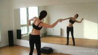 BELLYDANCE WORKOUT DRILLS: Chest Slides, Lifts, Eights