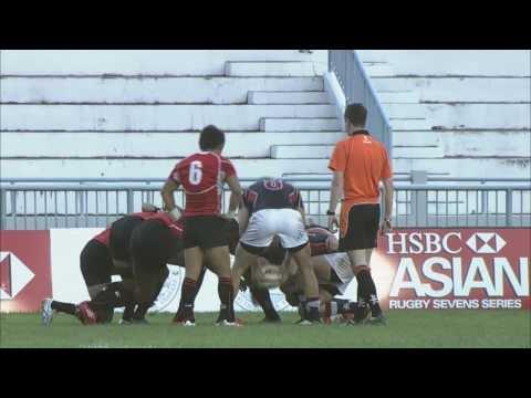 HSBC Asian 7s Series - Thailand Sevens Cup Final - Japan v Hong Kong