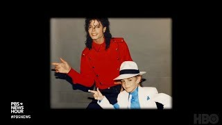 'Leaving Neverland' tells disturbing stories of child sex abuse