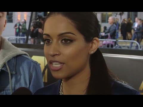 Lilly Singh Spills MOST Unknown Fact About Herself at MTV Movie Awards 2016 Carpet