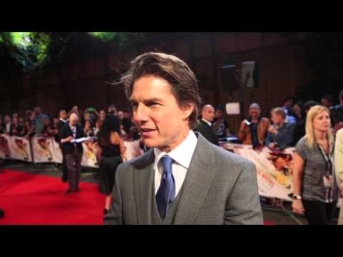 Mission Impossible 5: Rogue Nation Tom Cruise Interview - London Special Screening