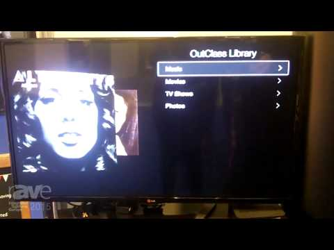 ISE 2015: OutClass Details their Apple TV Media Server