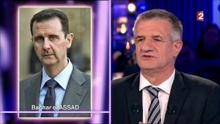 Jean Lassalle raconte son entretien avec Bachar El-Assad le 8 janvier 2017 #ONPC