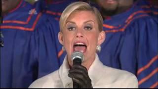 Faith Hill - Joy To The World - Christmas in Rockefeller Center 2008
