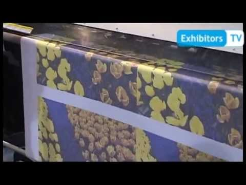 Source International introduces Digital Machines with Foils (Exhibitors TV @ Textile Asia 2013)