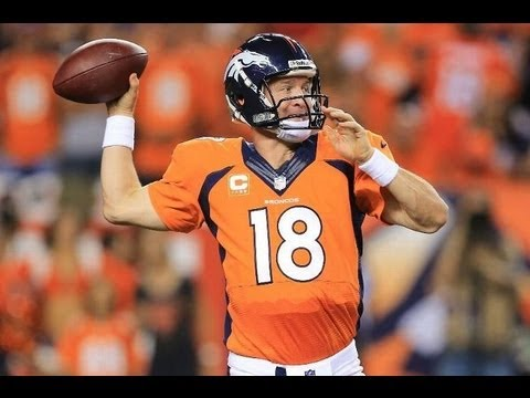 Denver Broncos beat Baltimore Ravens 49-27 in Season Opener! Peyton Manning Throws 7 TDs!