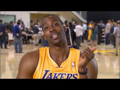 Social Media Profile:  Dwight Howard