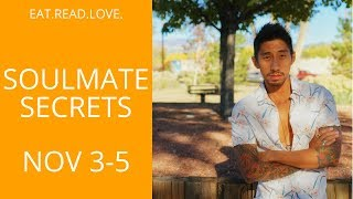 "CANCER WEEKEND "" SOULMATE SECRETS"" NOVEMBER 3 5 TAROT READING"