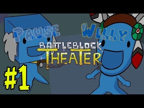 Buckle Yo Pants (Battleblock Theater #1)