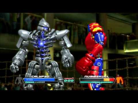 Живая сталь(Real steel)Враги из DLC(№3)
