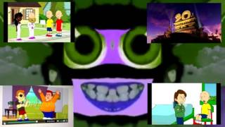 DreamWorks Animation Csupo Effects Round 1 vs VE666 and IVE 1 to 8