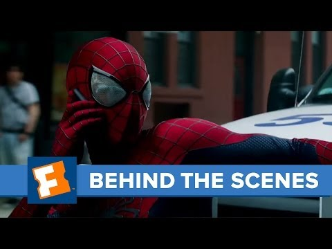 The Amazing Spider-Man 2 - Gwen and Peter | Behind the Scenes | FandangoMovies