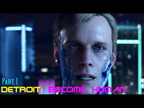 We Appreciate Power | Detroit: Become Human Part 1