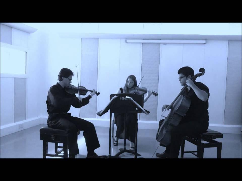 String Trio Quartet Pop Music Pop Wedding Music Played By