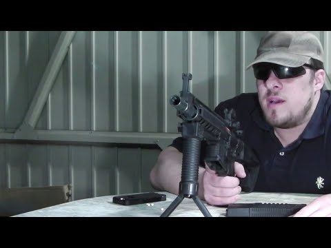 Airsoft Guns | Ares Amoeba M4 Video Review From Templar Airsoft