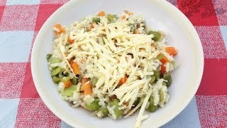 Broad Bean Risotto Recipe