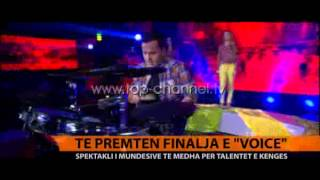 Të premten finalja e The Voice - Top Channel Albania - News - Lajme