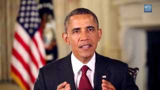 President Obama's Video Message to the AGOA Forum 8/14/13