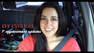 IVF UPDATE | 1st Appointment | TTC VLOGGING from Hawaii