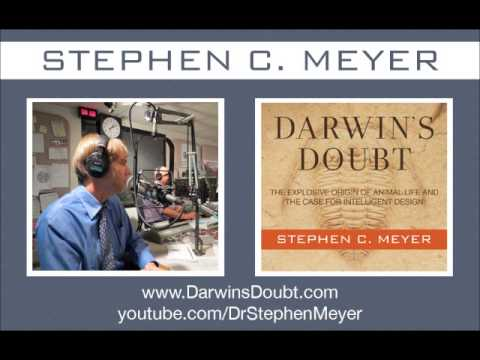 Dennis Prager talks with Dr. Stephen Meyer about Darwin's Doubt, evolution and intelligent design