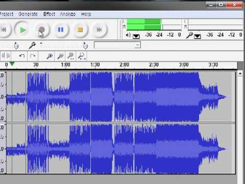 Audacity - Minus One remove Vocals Of A Song video