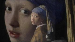 Johannes Vermeer - Girl with a Pearl Earring (1665)