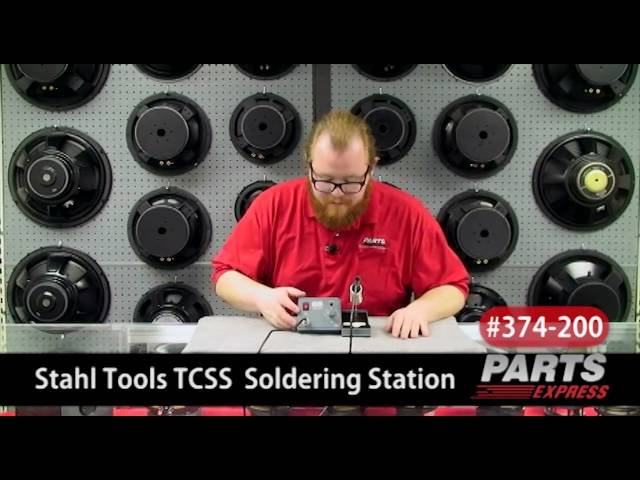 Stahl Tools TCSS Temp Controlled Soldering Station