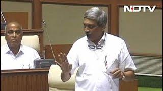 No Beef Shortage In Goa, Assures Manohar Parrikar. Ironic, Says Congress