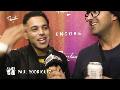 Skate Nerd On Location: Primitive's Encore Premiere in Hollywood