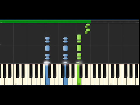 Jessie J, Ariana Grande, Nicki Minaj - Bang Bang  (Easy Piano with Drum track!)