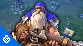 How Blizzard Hopes To Renew Interest In The RTS With Warcraft III: Reforged